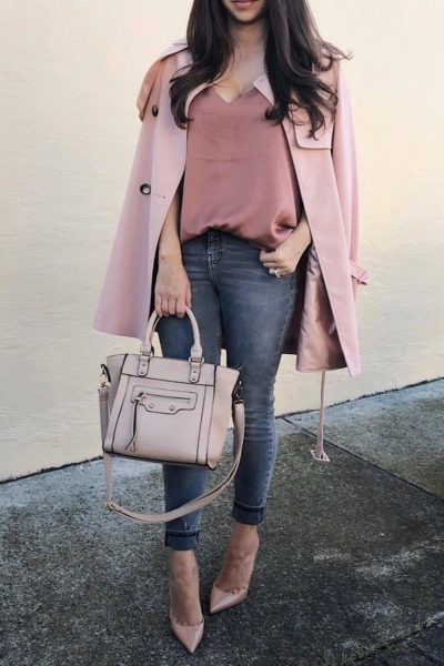 5 Outfits to wear for valentines day that work for day or night
