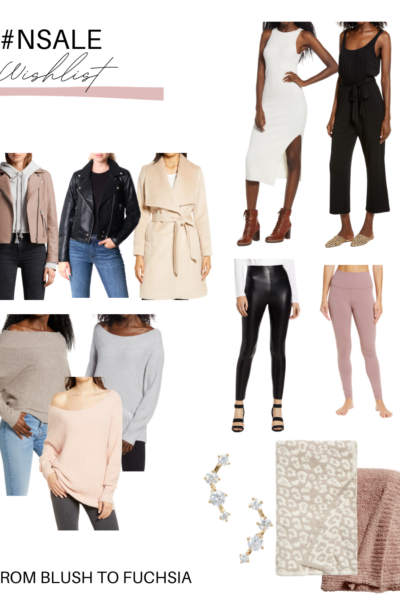 from blush to fuchsia | Nordstrom Anniversary Sale 2020 - What's on my Wishlist | Top picks from the #nsale | fromblushtofuchsia.com | @fromblushtofuchsia